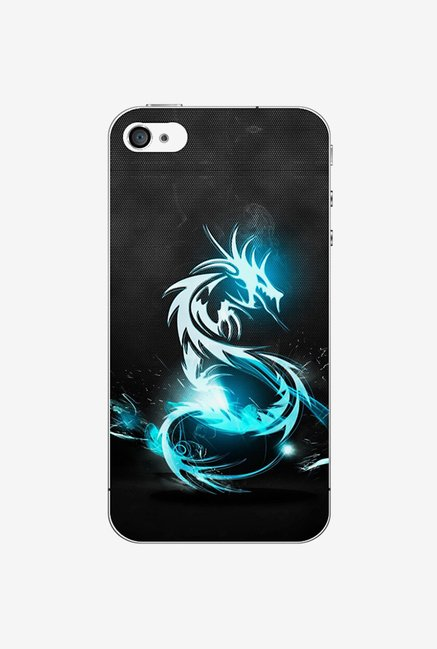 Ziddi BLUDRGN Hard Back Cover for iPhone 4 (Multi)