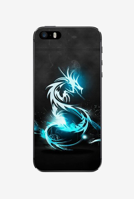 Ziddi BLUDRGN Hard Back Cover for iPhone 5 (Multi)