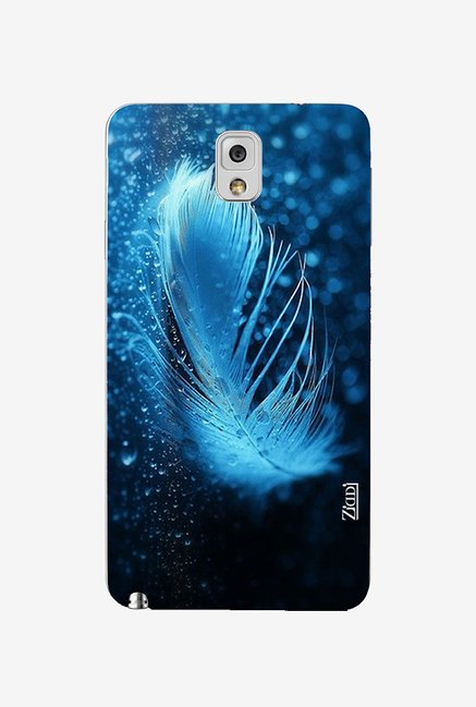 Ziddi BLUEFEATHER Hard Back Cover for Galaxy Note 3 (Multi)
