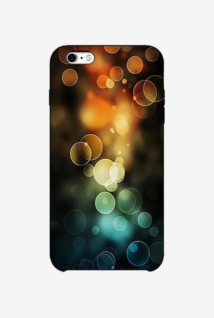 Ziddi BBLEEFCTD Hard Back Cover for iPhone 6S (Multi)