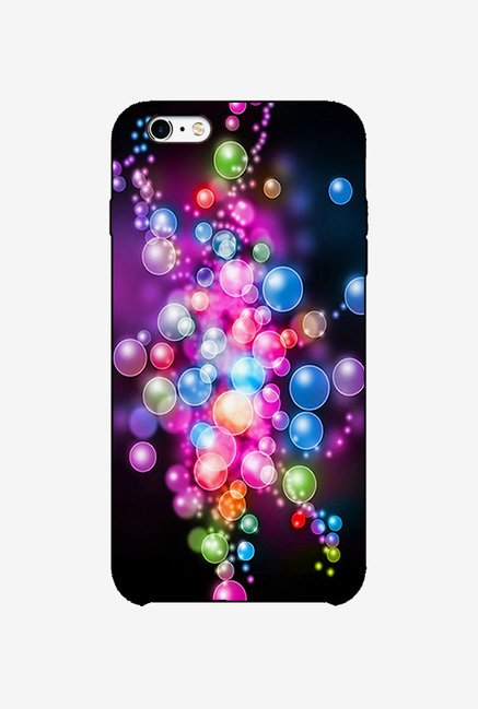 Ziddi BBLEFFCT Hard Back Cover for iPhone 6S (Multi)