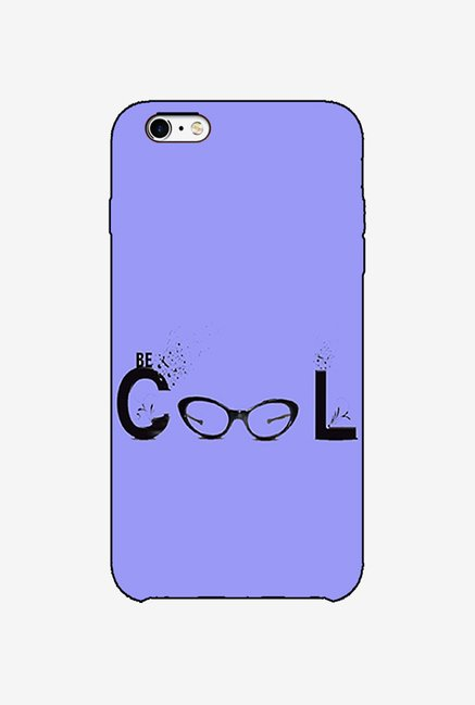 Ziddi BCOOL Hard Back Cover for iPhone 6S (Multi)