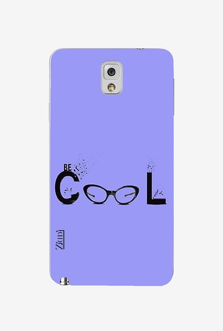 Ziddi BECOOL Hard Back Cover for Galaxy Note 3 (Multi)