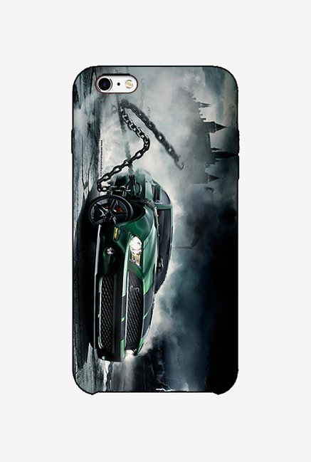 Ziddi CARTRAIL Hard Back Cover for iPhone 6S (Multi)