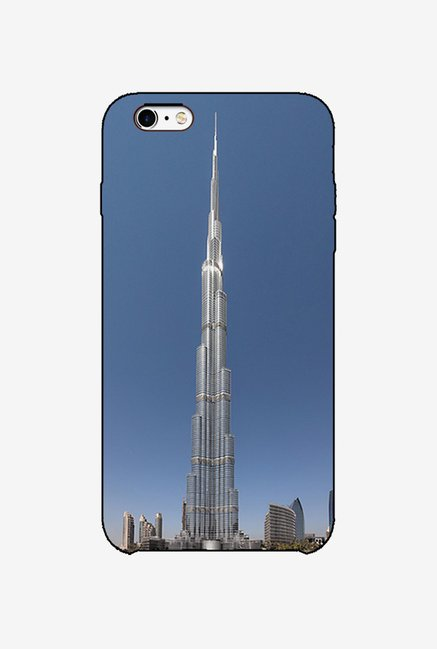 Ziddi BURZKHALIF Hard Back Cover for iPhone 6S (Multi)