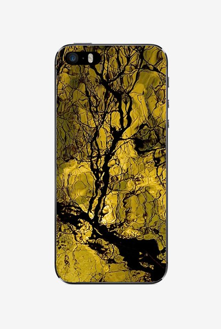 Ziddi EARTHCRACK Hard Back Cover for iPhone 5 (Multi)