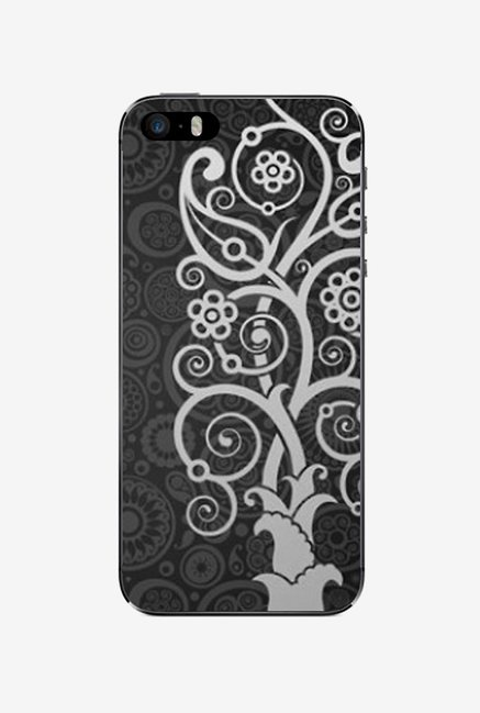 Ziddi EMBRDRY Hard Back Cover for iPhone 5 (Multi)