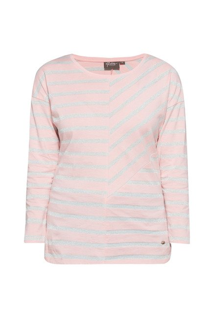 Gia by Westside Pink Lara Top