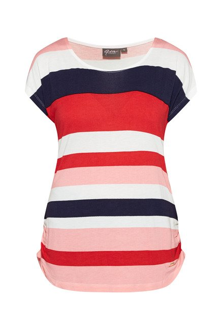 Gia by Westside Multicolor Gail Top