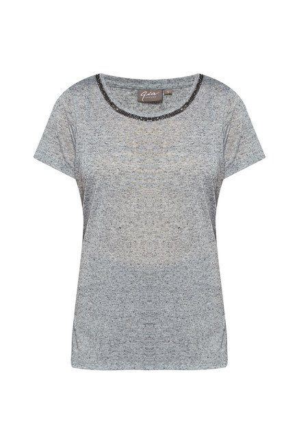 Gia by Westside Grey Abigail Top
