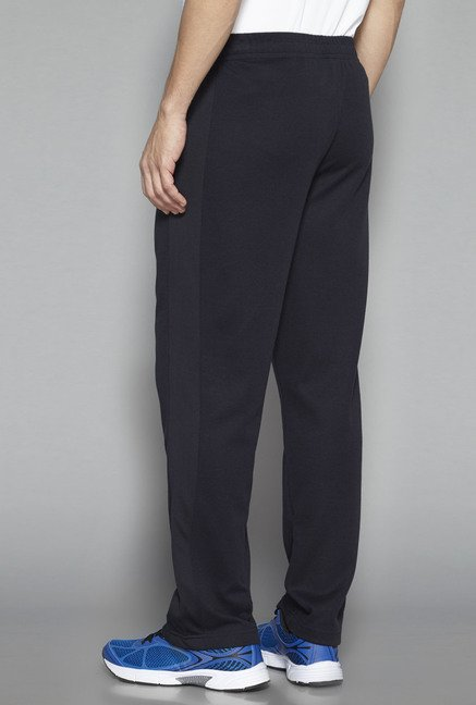 Westsport by Westside Navy Solid Track Pant