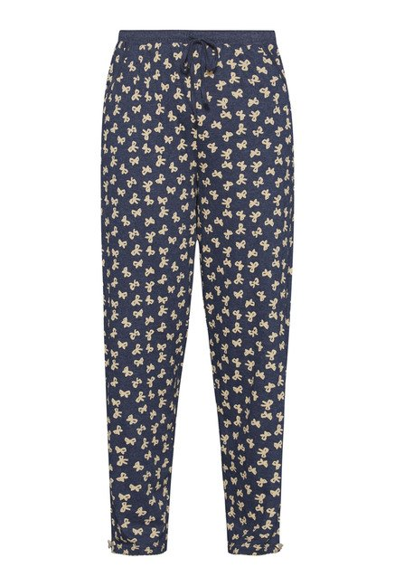 Intima by Westside Navy Printed Pyjama