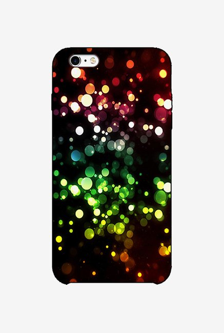 Ziddi LGHTPTRN Hard Back Cover for iPhone 6S (Multi)