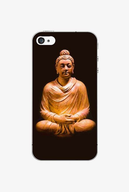 Ziddi LORDBUDDHA Hard Back Cover for iPhone 4S (Multi)