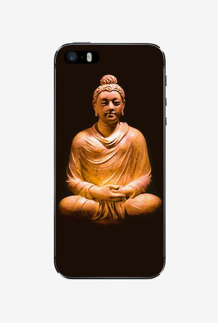 Ziddi LORDBUDDHA Hard Back Cover for iPhone 5 (Multi)
