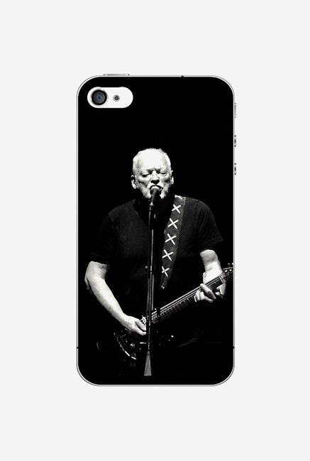 Ziddi GUITRST2 Hard Back Cover for iPhone 4S (Multi)