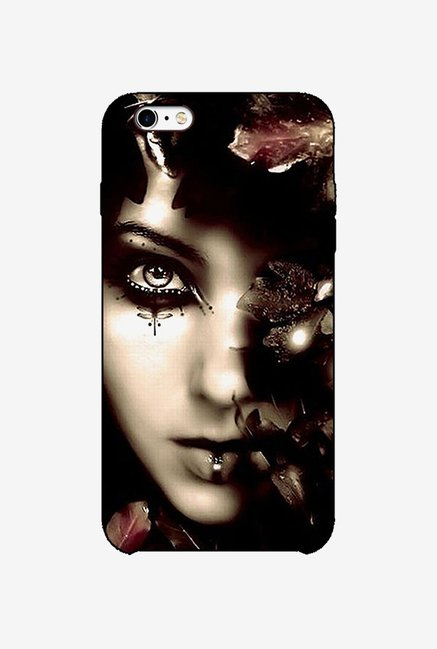 Ziddi MAMA Hard Back Cover for iPhone 6S (Multi)