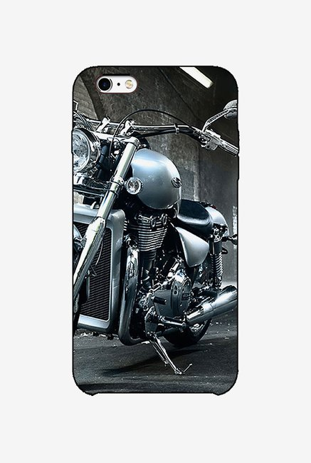 Ziddi HARLEY Hard Back Cover for iPhone 6 (Multi)