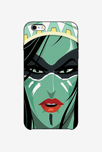 Ziddi FEMME Hard Back Cover for iPhone 6 (Multi)