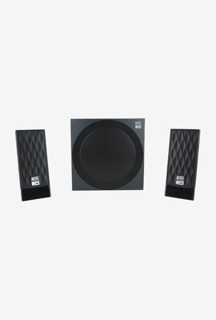 Altec Lansing Lozenge 2.1 Home Audio Speaker (Black)