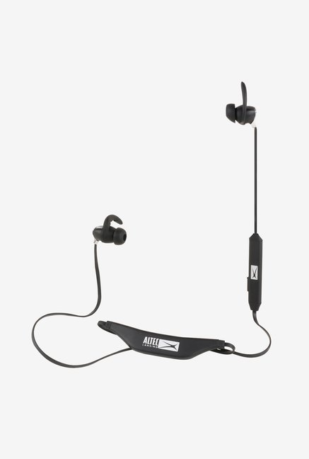 Altec Lansing MZW100 In Ear Bluetooth Earphones (Black)