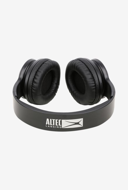 Altec Lansing MZW300 On Ear Bluetooth Headphones (Black)