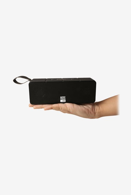 Altec Lansing Dual Motion Bluetooth Speaker (Black)