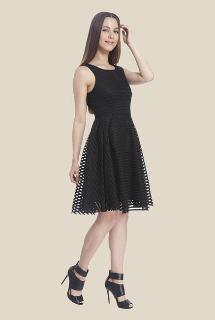 Vero Moda Black Lace Dress