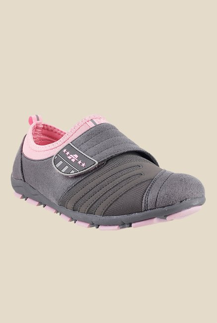 Metro Grey Casual Shoes