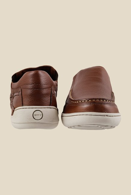 Da Vinchi by Metro Tan Casual Slip-Ons
