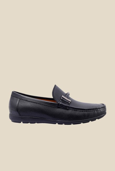 Da Vinchi by Metro Black Casual Loafers