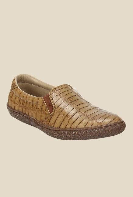 Knotty Derby Katie Tan Plimsolls