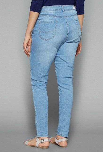 Gia by Westside Blue Denim Jeans