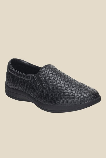 Knotty Derby Susan Black Plimsolls