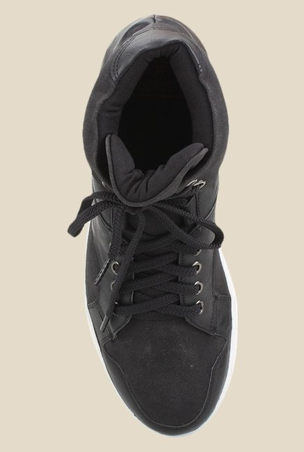 Knotty Derby Carrow Black Sneakers