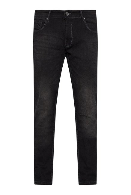 Westsport by Westside Black Slim Fit Jeans
