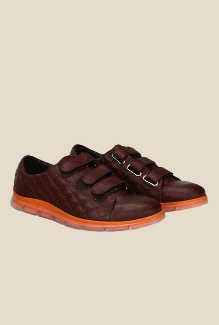 Knotty Derby Johnson Brown Slip-Ons