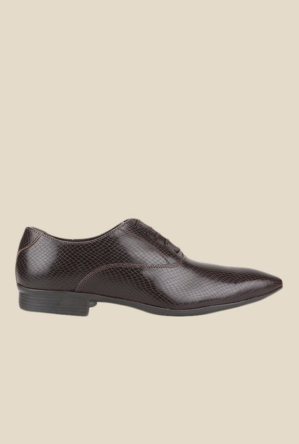 Knotty Derby Arthur Brown Oxford Shoes
