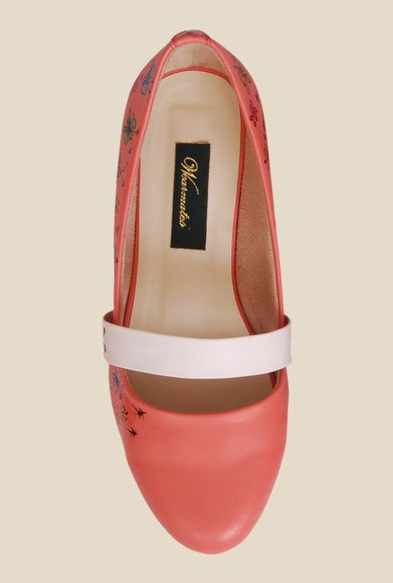 Wearmates Pink Mary Jane Shoes