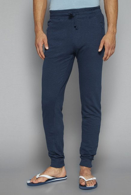 Bodybasics by Westside Navy Solid Joggers