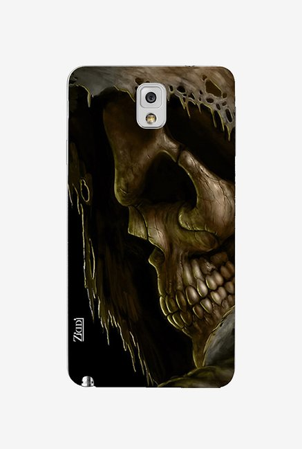 Ziddi SKELETON Hard Back Cover for Galaxy Note 3 (Multi)