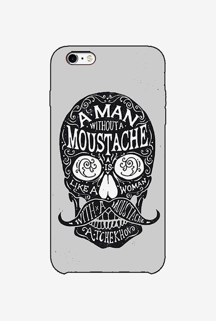 Ziddi MOUSTHSKUL Hard Back Cover for iPhone 6S (Multi)