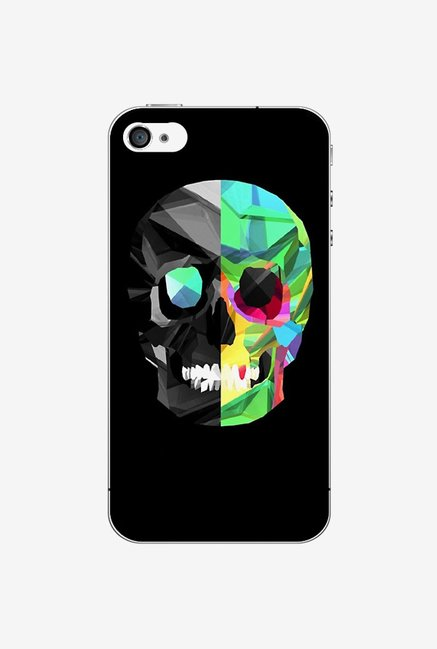 Ziddi SKUL Hard Back Cover for iPhone 4S (Multi)