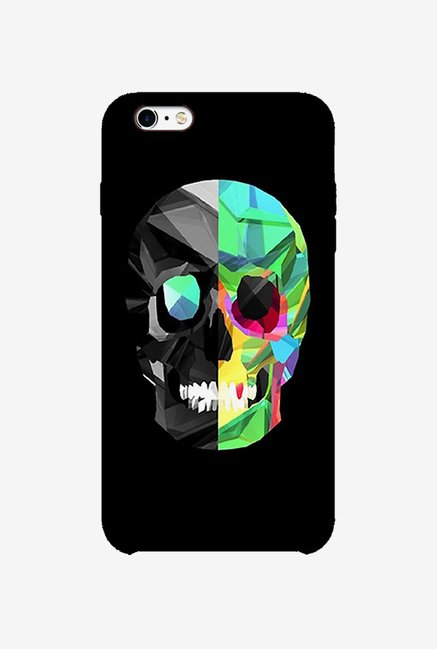 Ziddi SKUL Hard Back Cover for iPhone 6 (Multi)