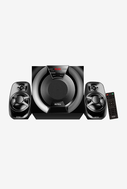 Intex IT- 2480 FMU BT 2.1 Bluetooth Speakers (Black)