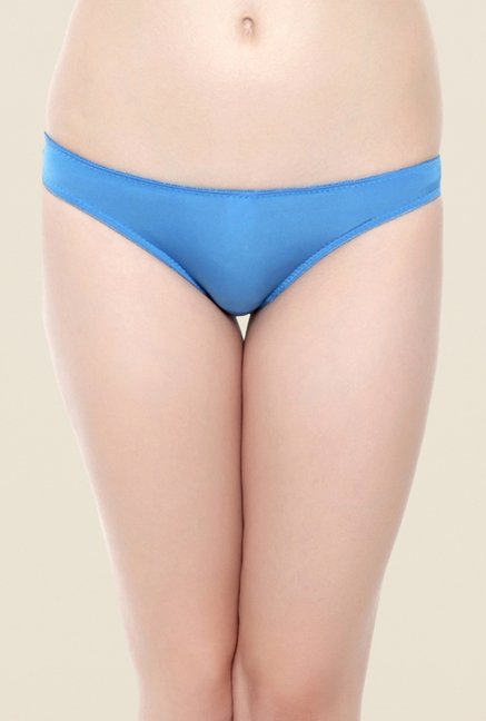 Clovia Sky Blue Fashionable Brief