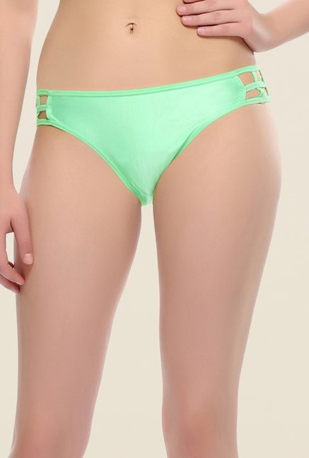 Clovia Sea Green Bond Girl Brief
