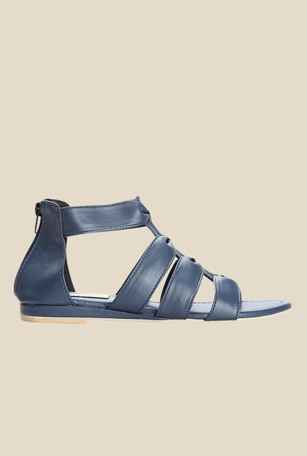 Cobbler's Thread Navy Casual Sandals