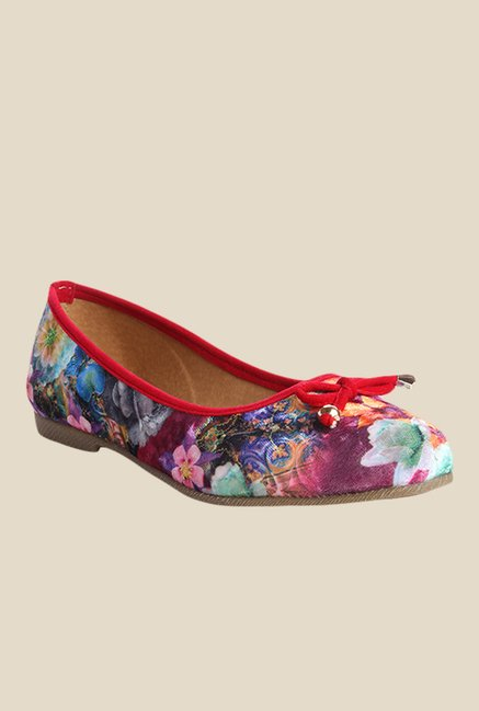 Cobbler's Thread Multicolour Flat Ballets