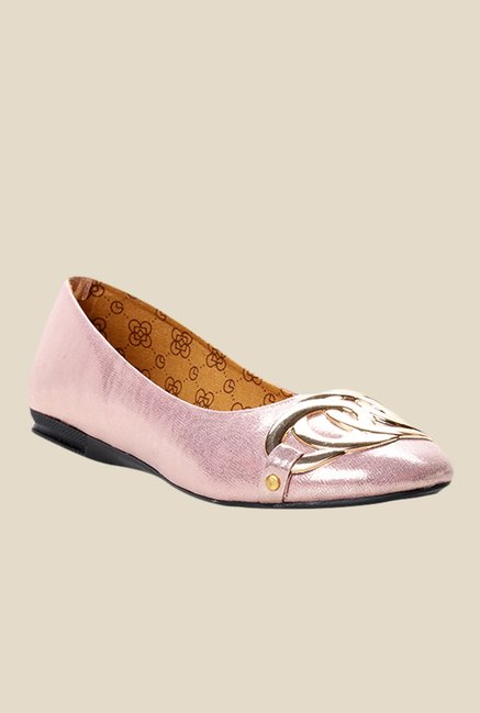 Cobbler's Thread Pink Flat Ballets
